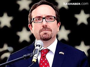 ABD Büyükelçisi: 'Bazıları adalet değil intikam peşinde'