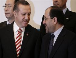 Erdoğan, Maliki'ye taziyelerini iletti
