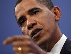 Obama kendi karne notunu verdi