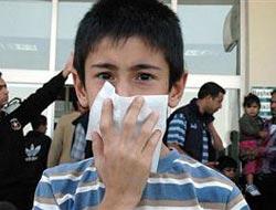 İstanbul ve İzmir'de 'grip' dezenfeksiyonu