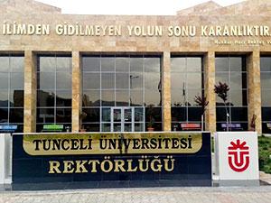 Tunceli Üniversitesi'nin adı Munzur olarak değiştirildi