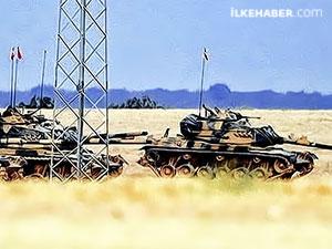 'Türk tankları Hatay'dan Suriye'ye girdi' iddiası