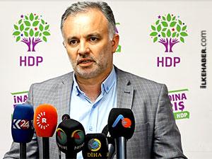 HDP'li Bilgen: 237'nin üzerinde parti yöneticimiz gözaltına alındı