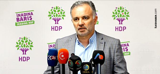 HDP Sözcüsü Bilgen: TRT'ye gittik ama ışıklar sönüktü!
