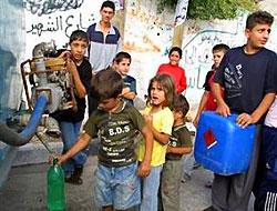 AF Örgütü: İsrail Filistin'i susuz bırakıyor
