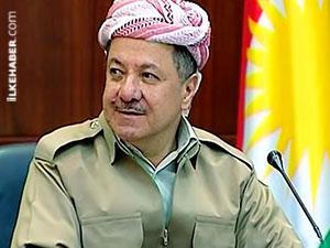 Mesud Barzani'den Trump'a kutlama mesajı