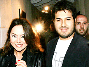 Rıza Sarraf ve Ebru Gündeş boşanıyor