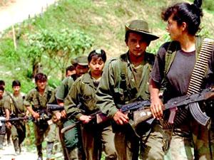 FARC üyeleri silah bırakmaya başladı