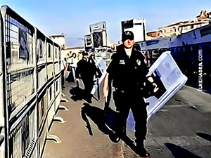 Van'da yürüyüş ve gösteri yasaklandı
