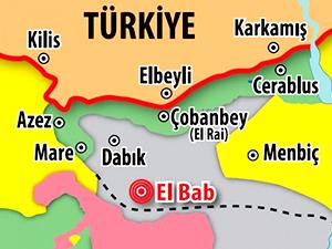 El Bab'da 2 günde 10 asker hayatını kaybetti