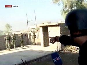 İŞİD, Peşmerge'ye direnemeden 4 köyden çekildi