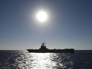 Fransa, Musul operasyonu için Kıbrıs'ta