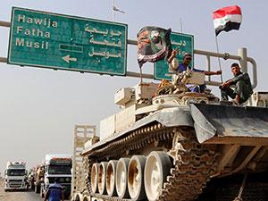 Musul halkına çağrı: IŞİD'e karşı ayaklanın!