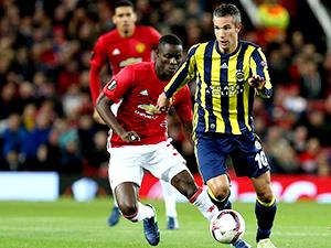 Fenerbahçe Manchester United'a boyun eğdi: 4-1