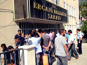 Ergani Belediyesi'ne atanan tüm kayyumlar istifa etti