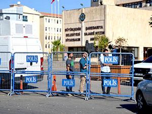 DBP, HDP ve DTK eş başkanları Diyarbakır'da