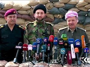 Mesud Barzani: ABD için değil kendimiz için savaşıyoruz