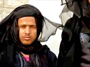 Mülteci kadın kılığında canlı bomba...