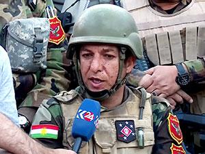 Mesrur Barzani: Kahraman Peşmergeye teşekkür ediyorum