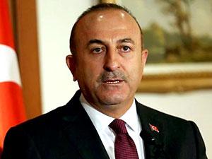 Dışişleri Bakanı Çavuşoğlu'ndan 'Halep' açıklaması
