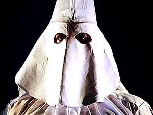 Ku Klux Klan'dan 'Trump' yürüyüşü