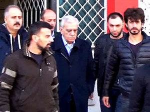 Ahmet Türk: Er ya da geç barış ve demokrasi egemen olacak