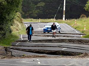 Yeni Zelanda'da 6.3 büyüklüğünde deprem