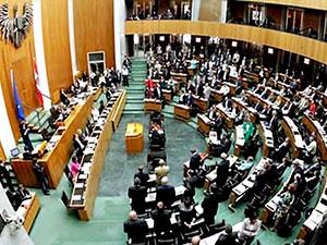 Avusturya Parlamentosu'ndan Türkiye'ye silah ambargosu kararı
