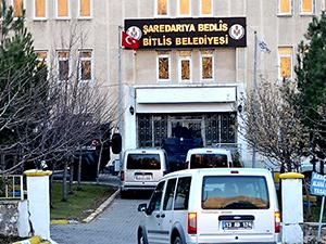Bitlis Belediyesi'ne kayyum atandı