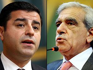 CHP'den Selahattin Demirtaş ve Ahmet Türk'e ziyaret