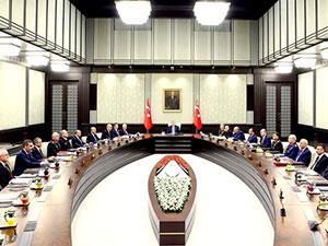 MGK bildirisi: 'YPG koridoruna izin vermeyeceğiz'