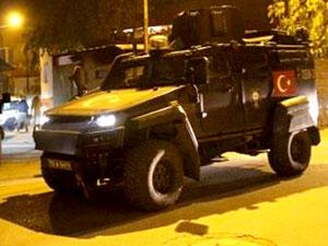 Diyarbakır'da polislere saldırı