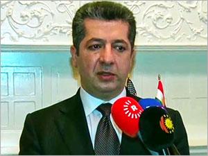 Mesrur Barzani: Kürt milletine ciddi destek var