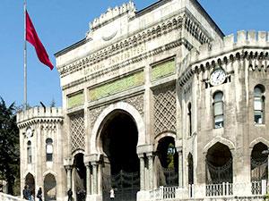 İstanbul Üniversitesi'nde operasyon