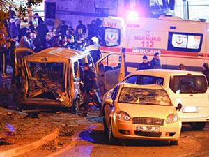 İstanbul'daki bombalı saldırıyla ilgili yayın yasağı