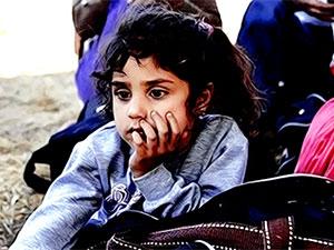'535 milyon çocuk savaş ve afetlerin gölgesinde yaşıyor'