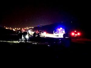 Diyarbakır'da F-16 savaş uçağı düştü