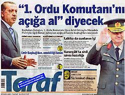 Taraf Gazetesi'nden bomba iddia!