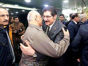 KDP, Goran ve YNK ile görüştü