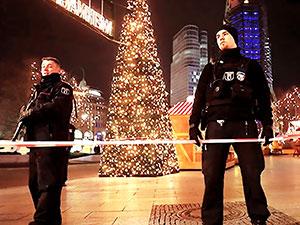 Berlin'deki saldırıyı IŞİD üstlendi