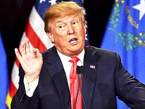 Trump: Rakka'nın alınması kritik bir dönüm noktası
