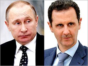 Putin: 'Suriye siyasi sürece hazır'