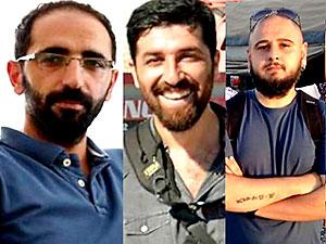 Diyarbakır ve İstanbul'da gazetecilere gözaltı