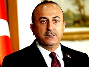 Çavuşoğlu: AB'den kınama bekliyoruz