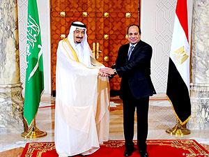 Mısır iki adayı Suudi Arabistan'a devrediyor