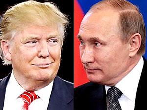 Trump ve Putin, Kuzey Kore gerginliğini görüştü