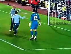 İngiltere'nin konuştuğu gol!