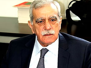 Ahmet Türk'ün sağlık durumuna ilişkin açıklama