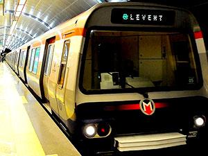 İstanbul'da metro sabah 06.00'ya kadar çalışacak