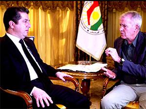 Barzani: 'Kürdlerin, dağların dışında da dostu var'